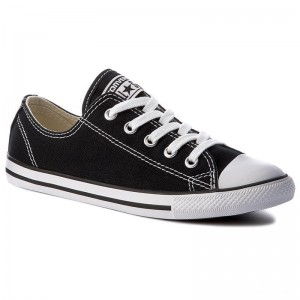 Converse Sportschuhe Ct As Dainty Ox 530054C Black