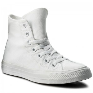 Converse Sportschuhe Ct As Sp Hi 1U646 White Monochrome