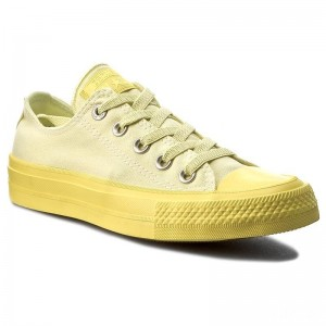 Converse Sportschuhe Ctas II Ox 155726C Lemon Haze/Fresh Yellow