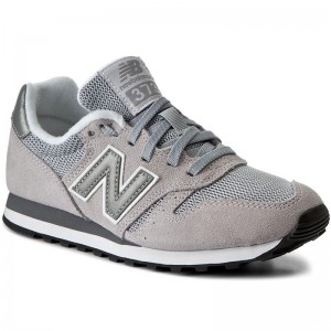 New Balance Sneakers ML373GR Grau