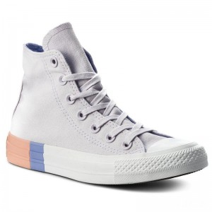 Converse Sportschuhe Ctas Hi 159520C Barely Grape/Wilight Pulse