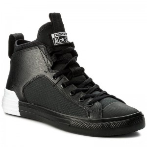 Converse Sneakers Ctas Ultra Mid 159627C Black/Black/White