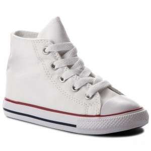 Converse Sportschuhe Inf C/T All Star Hi 7J253C Optical White