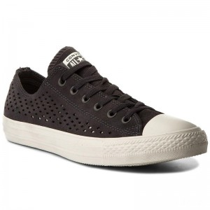 Converse Sportschuhe Ctas Ox 160464C Almost Black/Almost Black