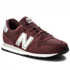 New Balance Sneakers GM500BUS Dunkelrot