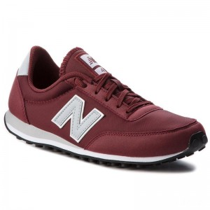 New Balance Sneakers U410BUG Dunkelrot