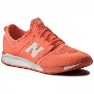 New Balance Sneakers KL247C7G Orange