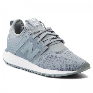 New Balance Sneakers WRL247SQ Blau
