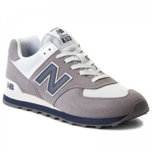 New Balance Sneakers ML574ESD Grau