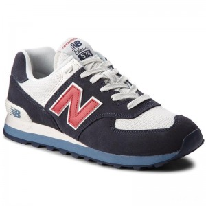 New Balance Sneakers ML574ESC Dunkelblau