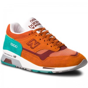 New Balance Sneakers Classics Traditionnels M1500SU Bunt Orange