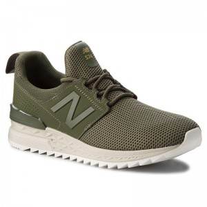 New Balance Sneakers MS574DUO Grün