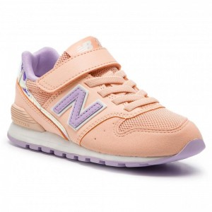 New Balance Sneakers YV996M2 Orange