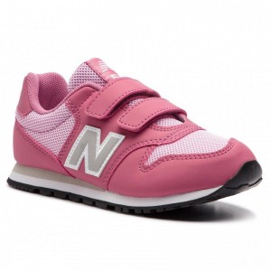 New Balance Sneakers YV500PK Rosa