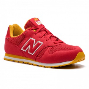 New Balance Sneakers YC373RP Rot