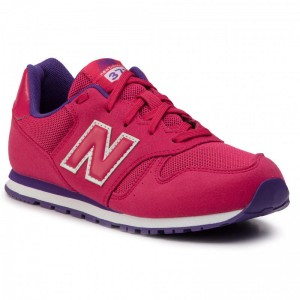 New Balance Sneakers YC373PY Rosa