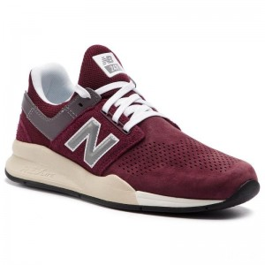 New Balance Sneakers MS247JY Dunkelrot