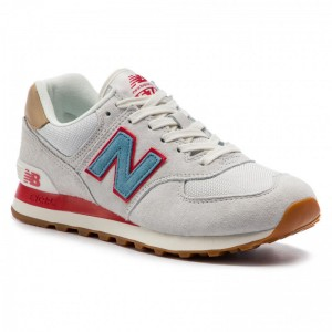 New Balance Sneakers ML574NCB Grau