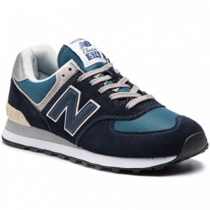 New Balance Sneakers ML574ESS Dunkelblau