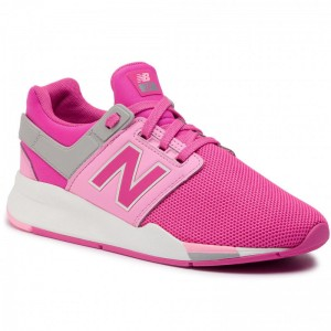 New Balance Sneakers GS247FE Rosa