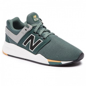 New Balance Sneakers GS247FA Grün