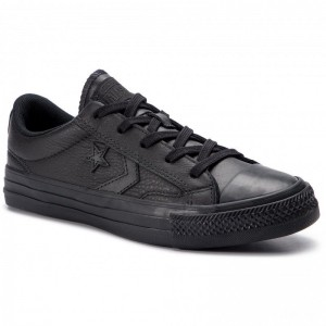 Converse Sportschuhe Star Player Ox 159779C Black/Black/Black