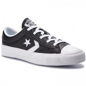 Converse Sportschuhe Star Player Ox Bla 159780C Black/White/White