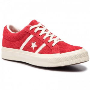 Converse Sneakers One Star Academy Ox 163270C Enamel Red/Egret/Egret