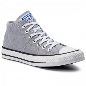 Converse Sportschuhe Ctas Madison Mid 563449C Wolf Grey/White/Black