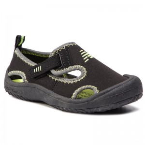 New Balance Sandalen K2013BKL Black/Lime