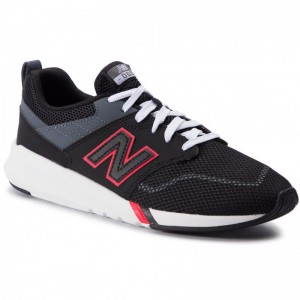 New Balance Sneakers MS009MB1 Schwarz