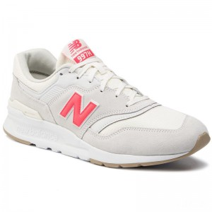 New Balance Sneakers CM997HCL Weiß