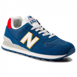 New Balance Sneakers ML574OBA Dunkelblau
