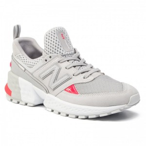 New Balance Sneakers MS574BRA Grau