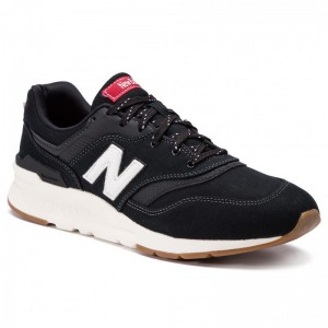 New Balance Sneakers CM997HDD Schwarz