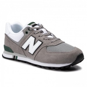 New Balance Sneakers GC574MTG Grau