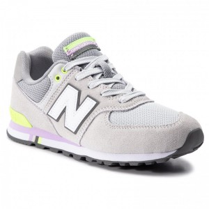 New Balance Sneakers GC574NSP Grau