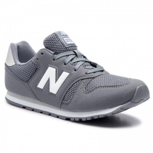 New Balance Sneakers YC373GM Grau