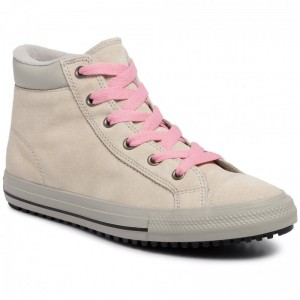 Converse Sneakers Ctas Pc Boot Hi 665164C Natural Ivory/Costal Pink