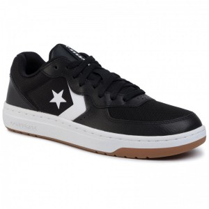 Converse Sneakers Rival Ox 163207C Black/White/Gum