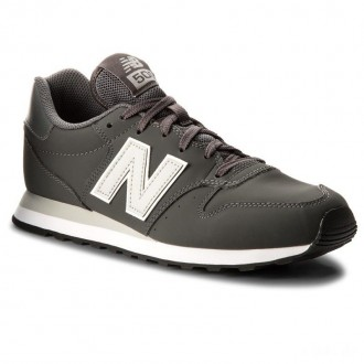 New Balance Sneakers GM500DGR Grau