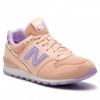 New Balance Sneakers YC996M2 Orange
