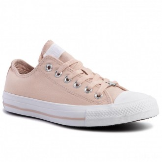 Converse Sportschuhe Ctas Ox 564421C Particle Beige/Whi