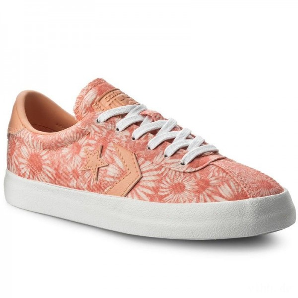 Converse Sneakers Breakpoint Ox 159775C Pale Coral/Pale Coral/White