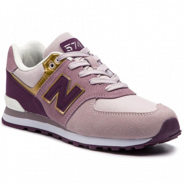 New Balance Sneakers GC574MLG Violett