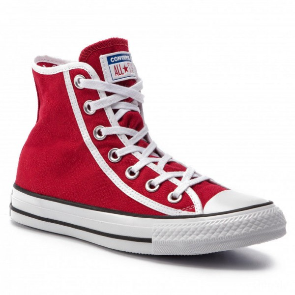 Converse Sportschuhe Ctas Hi 163980C Gym Red/White/Black