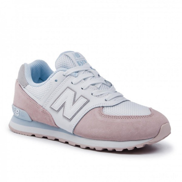New Balance Sneakers GC574NSE Rosa Weiß