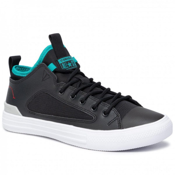 Converse Sneakers Ctas Ultra Ox 165343C Black/White/Turbo Green