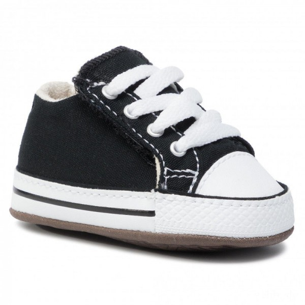Converse Turnschuhe Ctas Cribster Mid 865156C Black/Natural Invory/White