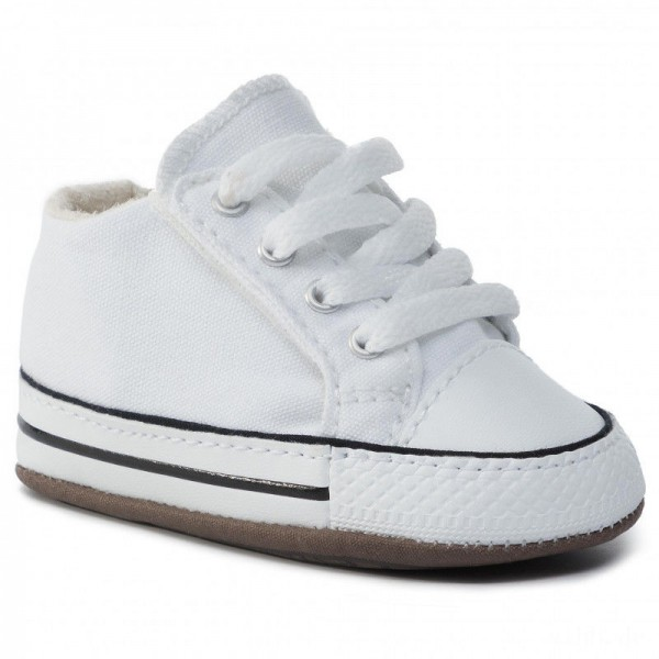 Converse Turnschuhe Ctas Cribster Mid 865157C White/Natural Ivory Mid